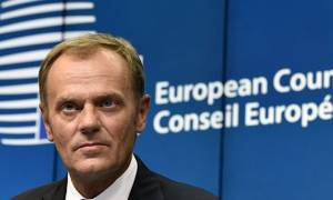 Τουσκ: Το μέλλον της Ευρώπης εξαρτάται από τη στάση της Γερμανίας