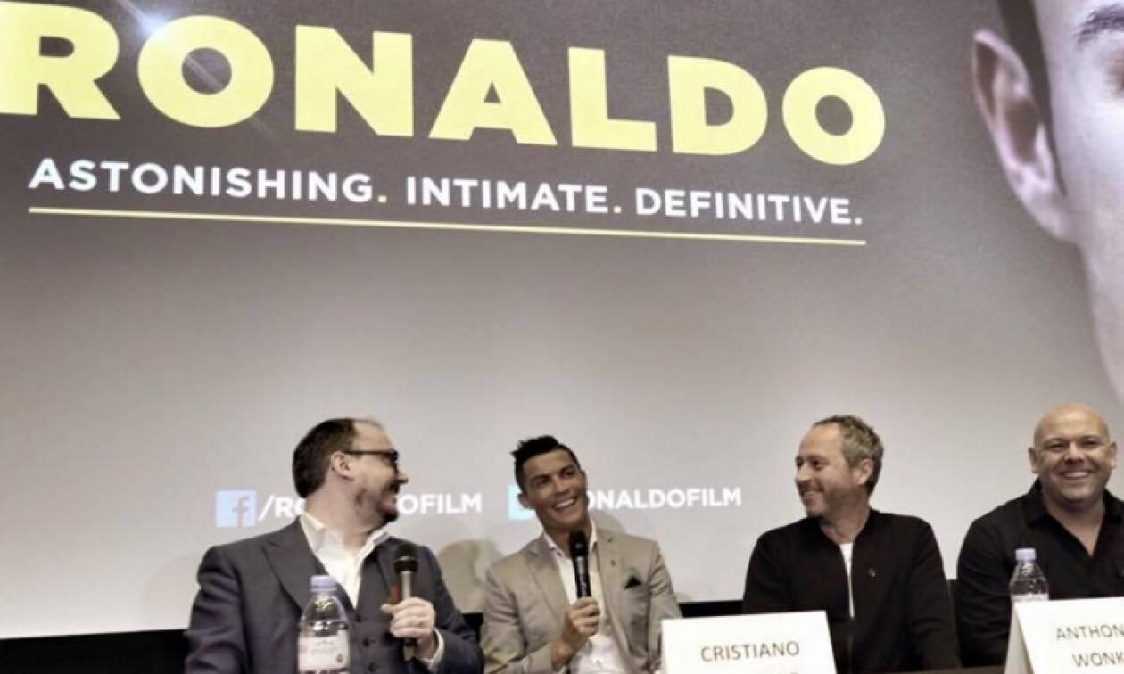 Κριστιάνο Ρονάλντο: Δεν είμαι αρκετά έξυπνος για να γίνω πρόεδρος της FIFA