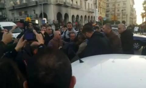 Θεσσαλονίκη: Συνελήφθη επιχειρηματίας για τα επεισόδια στο συλλαλητήριο Ποντίων (video)