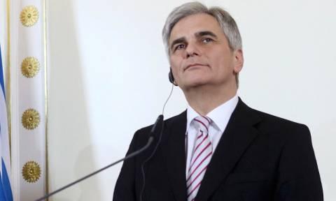 Βέρνερ Φάιμαν: Πρωταρχική ευθύνη της Ελλάδας η φύλαξη των Ευρωπαϊκών συνόρων