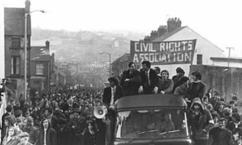 Πρώτη σύλληψη για τη «Ματωμένη Κυριακή» στη Β. Ιρλανδία 43 χρόνια μετά