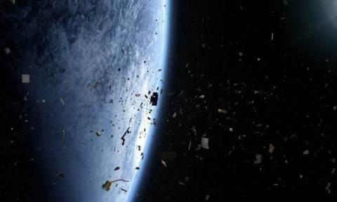 «Σκουπίδι» από το διάστημα θα πέσει την Παρασκευή στη Σρι Λάνκα!