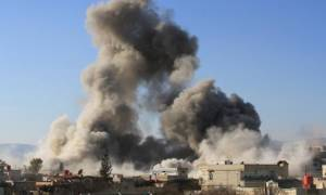 Τουλάχιστον 23 άνθρωποι σκοτώθηκαν σε δυο εκρήξεις στη Συρία (video)