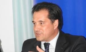 Κατάληψη από αντιεξουσιαστές στον κινηματογράφο που θα μιλούσε ο Άδωνις Γεωργιάδης