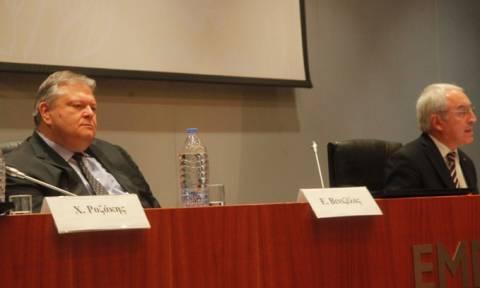 Βενιζέλος: Απολύτως αναγκαία η παρουσία Πανούση στην Επιτροπή Θεσμών και Διαφάνειας