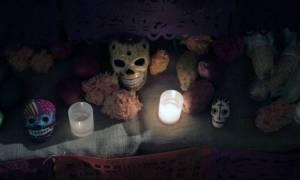 «Ημέρα των νεκρών» στην Αθήνα...