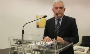 Η ΝΔ ζήτησε να μην αντικατασταθεί ο επικεφαλής της Υπηρεσίας Εσωτερικών Υποθέσεων Σταυρόπουλος