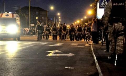 Σέρβοι οπαδοί μαχαιρώθηκαν στα Σκόπια από χούλιγκανς
