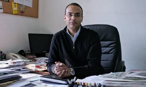 Αίγυπτος: Απελευθερώθηκε από τη στρατιωτική δικαιοσύνη ο δημοσιογράφος Χοσάμ Μπαχγκάτ