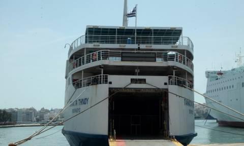 Απεργία στο ΝΑΤ κρατά τα πλοία δεμένα στα λιμάνια