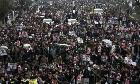 Αφγανιστάν: Πυρά εναντίον διαδηλωτών