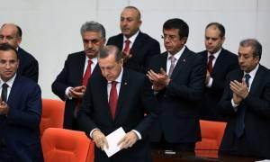Ενόψει G20 ο Ερντογάν ξαναζητά δημιουργία ουδέτερης ζώνης στη Β. Συρία