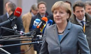 Μέρκελ: Ύψιστη ανάγκη να καταπολεμηθούν τα κυκλώματα διακινητών