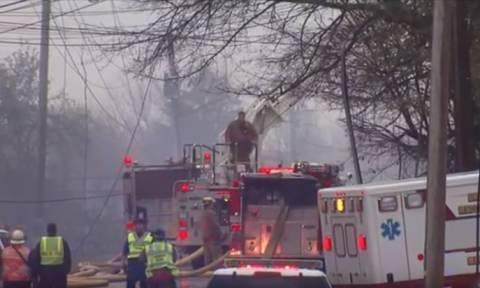 Εννέα νεκροί από αεροπορικό δυστύχημα στο Οχάιο (video)