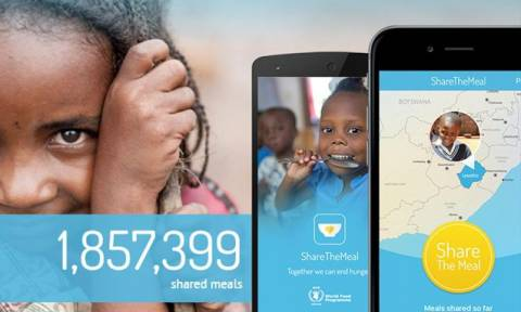Nέο app εξασφαλίζει τη σίτιση των προσφύγων