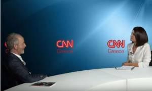 Ο Hugo Dixon στο cnn.gr: Θέλω να δω αν ο «νέος» Τσίπρας είναι πράγματι καινούργιος
