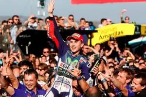 MotoGP 2015: Θρίαμβος της Yamaha (photos & video)