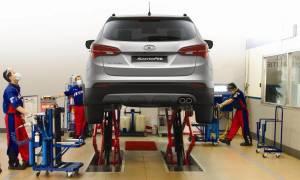 Hyundai: Πρόγραμμα Before Service