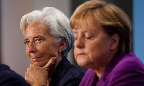Χαλάρωση στόχων λόγω προσφυγικού ζητά το ΔΝΤ