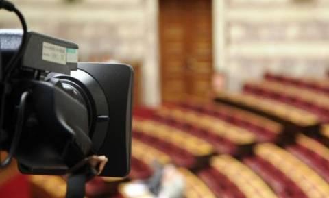 Βουλή: Ένταση και βαριές εκφράσεις