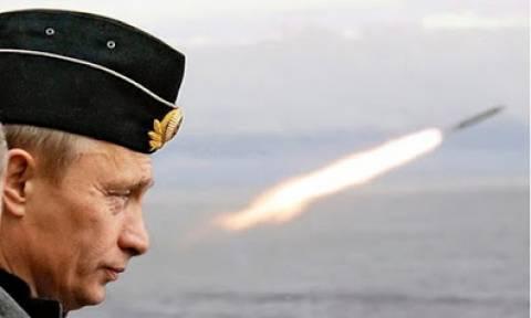 Πούτιν: Η Ρωσία εργάζεται για να εξουδετερωθεί κάθε «αντιπυραυλική ασπίδα»