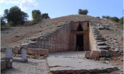Ανακάλυψαν στις Μυκήνες τον «θρόνο του Αγαμέμνονα» (photos)