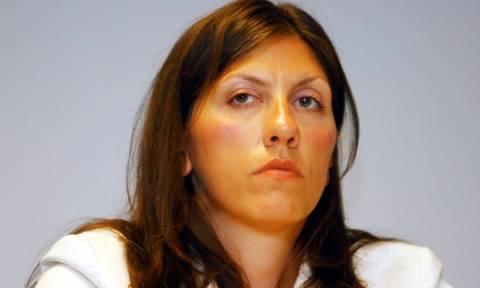 Κωνσταντοπούλου: Ελπίζω να μη μου στείλει και τα ΜΑΤ ο Τσίπρας