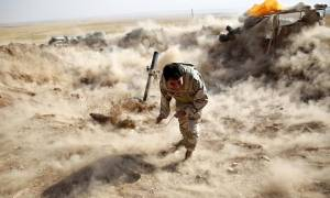 Οι Κούρδοι πεσμεργκά ανακατέλαβαν το Σιντζάρ από το Ισλαμικό Κράτος