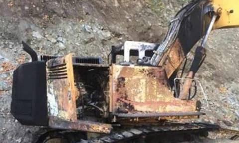 Σκουριές Χαλκιδικής: Εμπρησμός η φωτιά στα μηχανήματα της «Ελληνικός Χρυσός»;