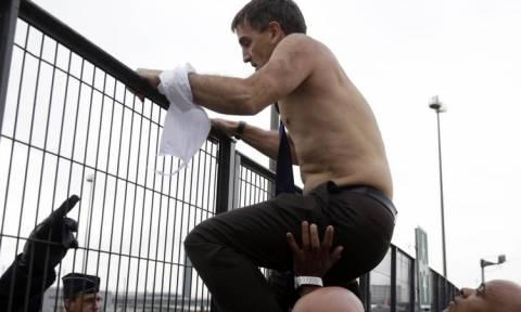 Τέσσερις απολύσεις στην Air France για τον προπηλακισμό των μεγαλοστελεχών