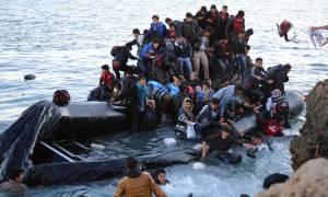 ΟΗΕ: Κίνδυνος να βυθιστεί στο χάος η Λέσβος