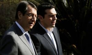 Συνάντηση κορυφής Ελλάδας, Κύπρου και Ισραήλ για την ενέργεια