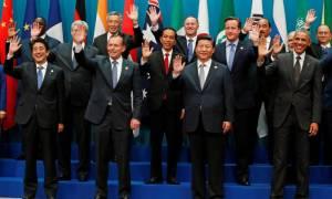 Με τη συμμετοχή Ομπάμα και Πούτιν η σύνοδος της G20 στην Αττάλεια