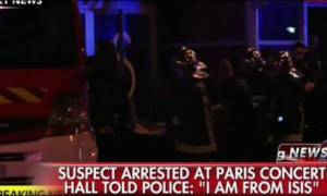 Πληροφορίες ότι συνελήφθη ένας δράστης μέλος του Ισλαμικού Κράτους