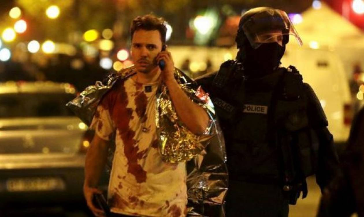 Επίθεση Γαλλία: 128 νεκροί σε 6 τρομοκρατικές επιθέσεις - Παγκόσμιο Σοκ