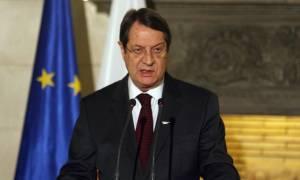 Αναστασιάδης: Άνανδρες πράξεις οι επιθέσεις στη Γαλλία