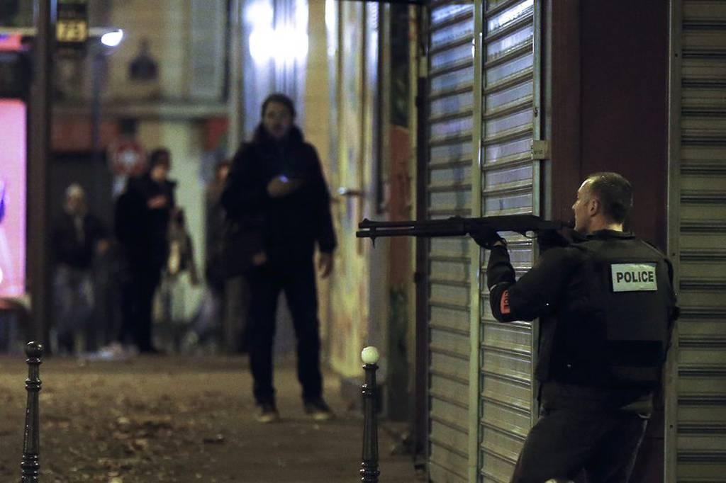 Επίθεση Παρίσι: Έτσι χτύπησαν οι τρομοκράτες (photos - videos)