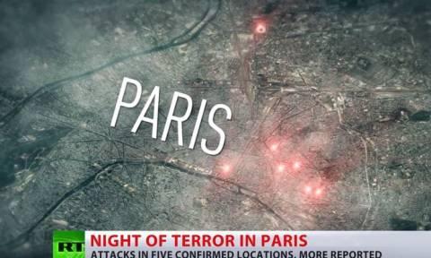 Τρομοκρατικό χτύπημα Γαλλία: Δείτε το χρονικό των επιθέσεων σε infographic