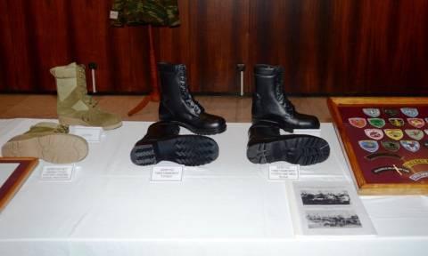 Εβδομήντα έτη προσφοράς σώματος υλικού πολέμου
