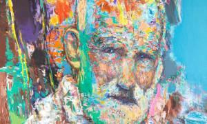 Εκθεση Γιάννη Ψυχοπαίδη με 13 πορτραίτα