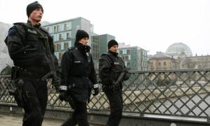 Επίθεση Γαλλία: Αστακός το Βερολίνο, αμετάβλητο το επίπεδο κινδύνου στην πόλη