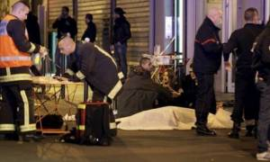 Επίθεση Γαλλία: Αντιπροσωπεία του ΣΥΡΙΖΑ στο Γαλλικό Προξενείο