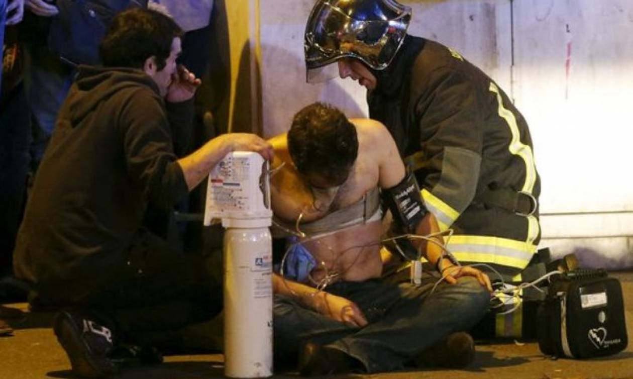 Επίθεση Παρίσι: Δύο Έλληνες αφηγούνται τη βραδιά του μεγάλου μακελειού