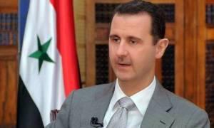 Άσαντ: Αυτή την άγρια τρομοκρατία υφίσταται και ο συριακός λαός εδώ και πέντε χρόνια