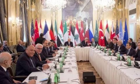 Συμφωνία για την πολιτική μετάβαση στη Συρία όχι όμως του Άσαντ, στη Σύνοδο της Βιέννης