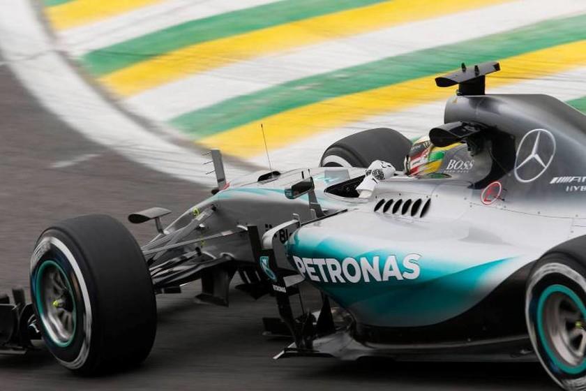 F1 Grand Prix Βραζιλία: Ο Rosberg στην pole position
