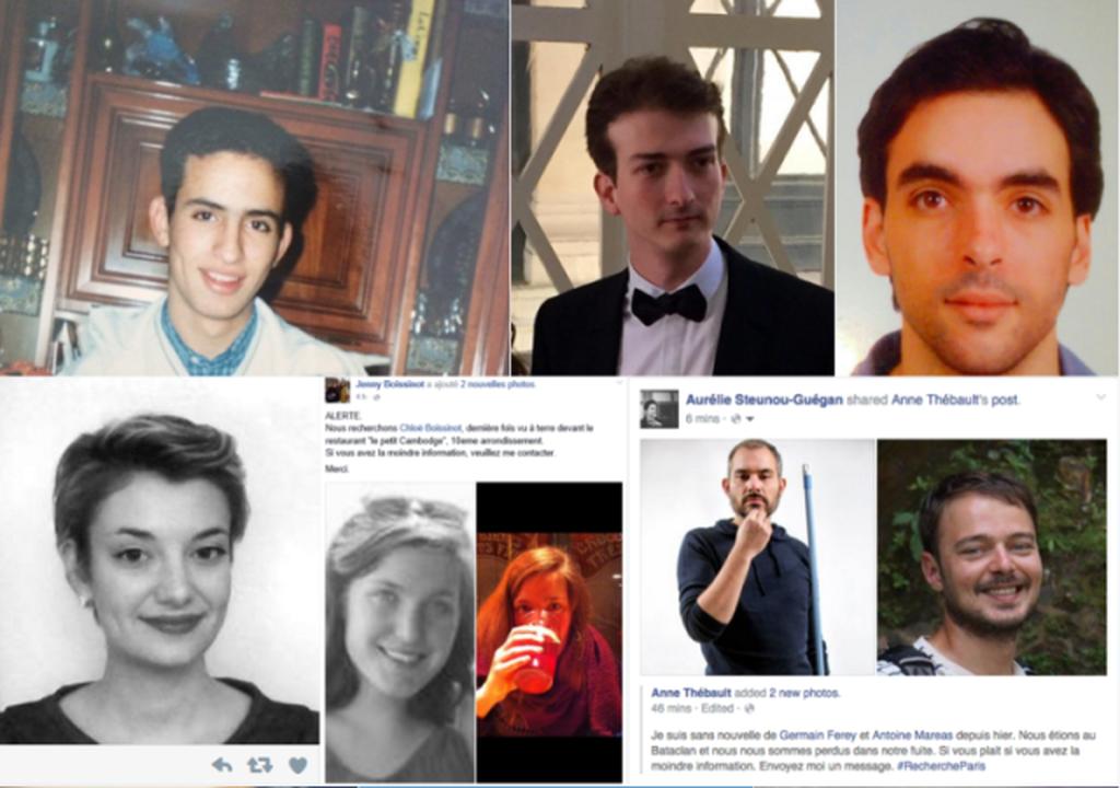 Επίθεση Παρίσι: Οι... αγνοούμενοι του Μπατακλάν
