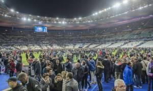 Απίστευτο: Εθελοντές της τραγωδίας της Germanwings ήταν χθες στο γήπεδο Stade de France!