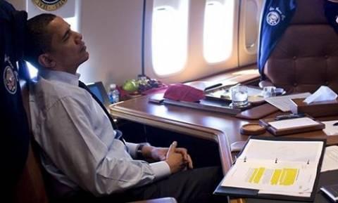 Αναχώρησε για τη G20 ο Ομπάμα, δεν πάει στην Αττάλεια ο Ολάντ