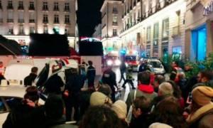 Επίθεση Γαλλία: Ιρλανδοί και Δανοί κοντά στους Γάλλους πολίτες